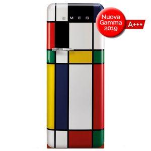 Frigorifero Monoporta Anni 50 Smeg FAB28RDMC3 Multicolor 2019