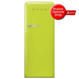 Frigorifero Monoporta Anni 50 Smeg FAB28RLI3 Verde Lime 2019