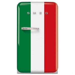 Frigorifero Smeg FAB10HRIT Tricolore Happy Bar Anni 50