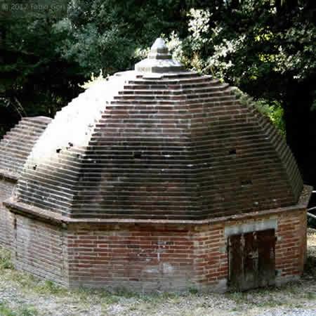 Storia del Frigorifero - Dalla Ghiacciaia al Frigo Smart Ghiacciaia Castello di Brolio Siena