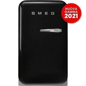 Frigorifero Smeg FAB5LBL5 Nero Minibar Classe A+++