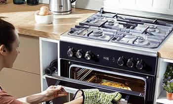 Cucina Forno a Gas Beko CSG42001FW