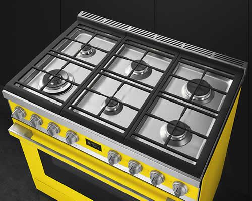 Cucina Smeg Linea Portofino