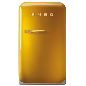Frigorifero Smeg FAB5RGO Minibar Oro