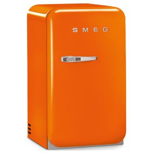 Frigorifero Smeg FAB5ROR Arancione Minibar