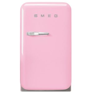Frigorifero Smeg FAB5RPK Rosa Minibar