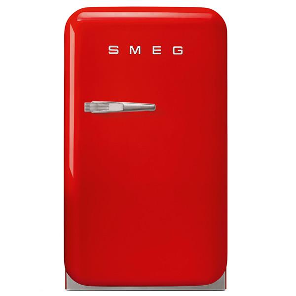 Frigorifero Smeg FAB5 Rosso Minibar