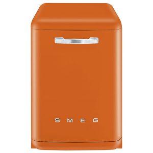 Lavastoviglie Anni 50 Smeg LVFABOR Arancione