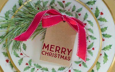 Natale e Piatti da Lavare