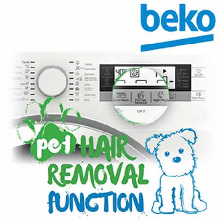Rimuovere Peli Cane e Gatto in Lavatrice Pet Hair Removal