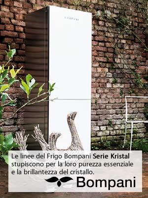Speciale Frigorifero Kristal Bompani