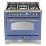 Cucina Gas Lofra RLVG96MFT/Ci Forno Elettrico Multifunzione
