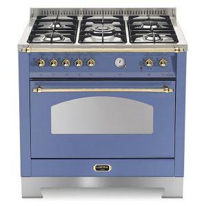 Cucina Gas Lofra RLVG96MFT-Ci Forno Elettrico Multifunzione Lavanda