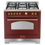 Cucina Gas Lofra RRG96MFT/Ci Forno Elettrico Multifunzione