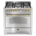 Cucina Gas Lofra RSG96MFT/Ci Forno Elettrico Multifunzione