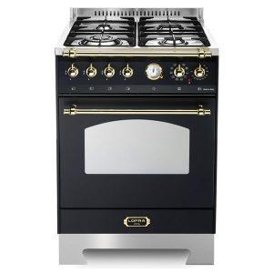 Cucina Lofra Forno Elettrico RNM66MFT-Ci Dolcevita 60 Nero Matt