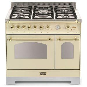 Cucina Lofra RBID96MFTE-Ci Doppio Forno Elettrico Avorio