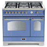 Cucina Lofra RLVD96MFTE/Ci Doppio Forno Elettrico Lavanda