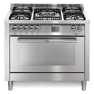 Cucina Lofra Special 100 PG106MFT-UI Total Inox