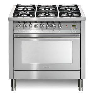 Cucina Lofra Special 90 PG96MFT-CISF Total Inox