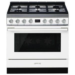 Cucina Smeg CPF9GMWH 90cm Bianco Forno Termoventilato