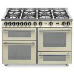 Cucina Triplo Forno Lofra PBI126SMFE+MF/2Ci 120 Cooker
