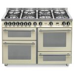 Cucina Triplo Forno Lofra Avorio PBI126SMFET+DMFT/2AEO 120×60 cm