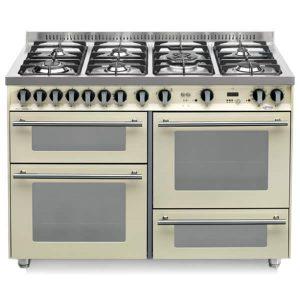 Cucina Triplo Forno Lofra PBI126SMFE+MF-2ci Avorio