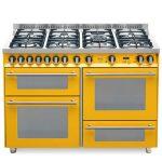 Cucina Triplo Forno Lofra PG126SMFE+MF/2Ci 120 Cooker