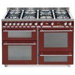 Cucina Triplo Forno Lofra PR126SMFE+MF/2Ci 120 Cooker