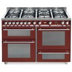 Cucina Triplo Forno Lofra PR126SMFET+DMFT/2AEO 120×60 cm