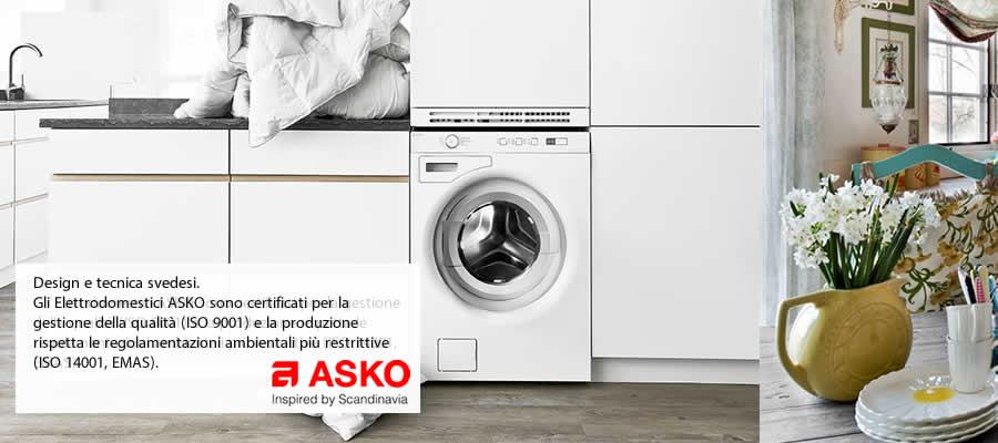 Elettrodomestici Asko Homepage Slide 19