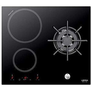 Piano Cottura Misto Gas Induzione 60 cm Lofra HIN612