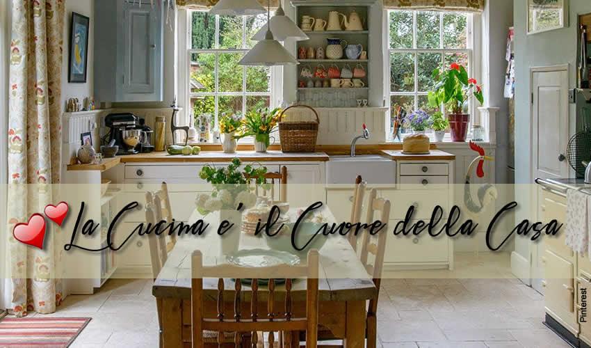 Cucina Romantica - San Valentino Cover