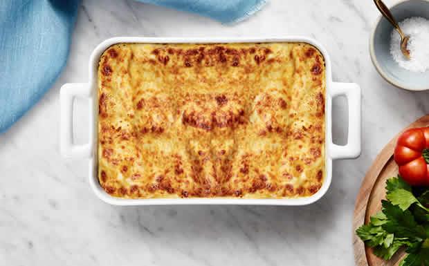 Forno Cottura a Vapore Lasagne