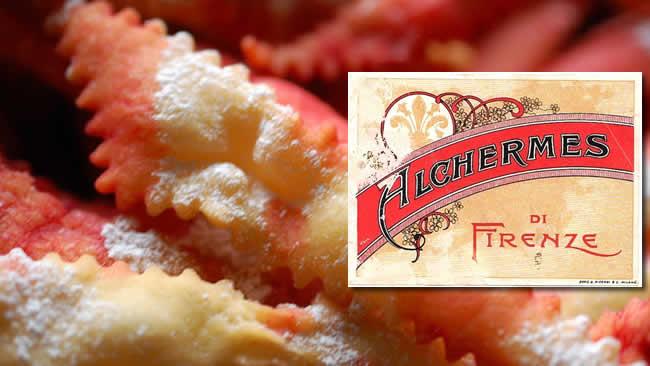 Tre Ricette Italianissime Frappe e Alchermes