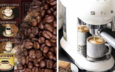 Gustare il Caffè all'Italiana