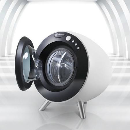Lavatrici del Futuro Bauknecht Round Washing Machine di Arman Emami