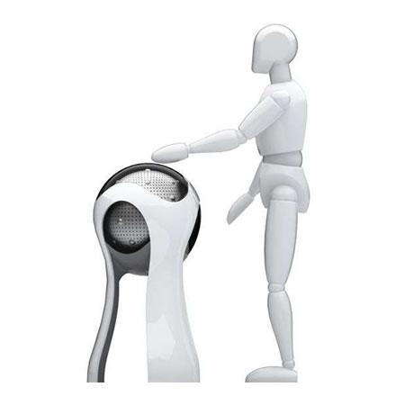 Lavatrici del Futuro Maglev Washing Machine di Jakub Lekes