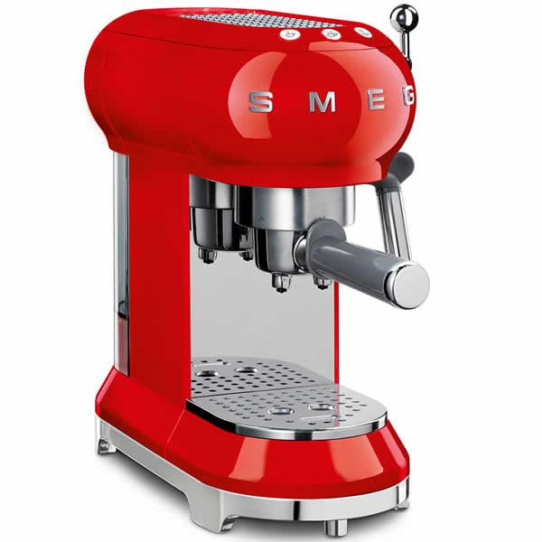 Feste Natalizie Regaliamoci Piccoli Elettrodomestici Macchina Caffè Espresso Smeg