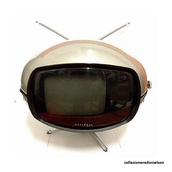 Elettrodomestici Spaziali Tv Anni 60