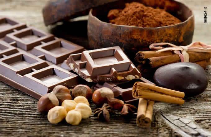 Pasqua Uova di Cioccolata Cioccolata Aromatizzata