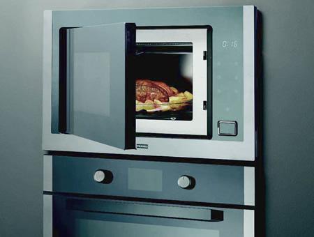 forno elettrico combinato con forno a microonde
