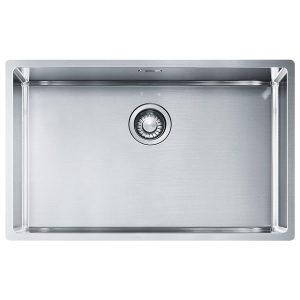 Lavello Franke BBX 210-110-68 72x45cm Box Semifilo Filotop Inox