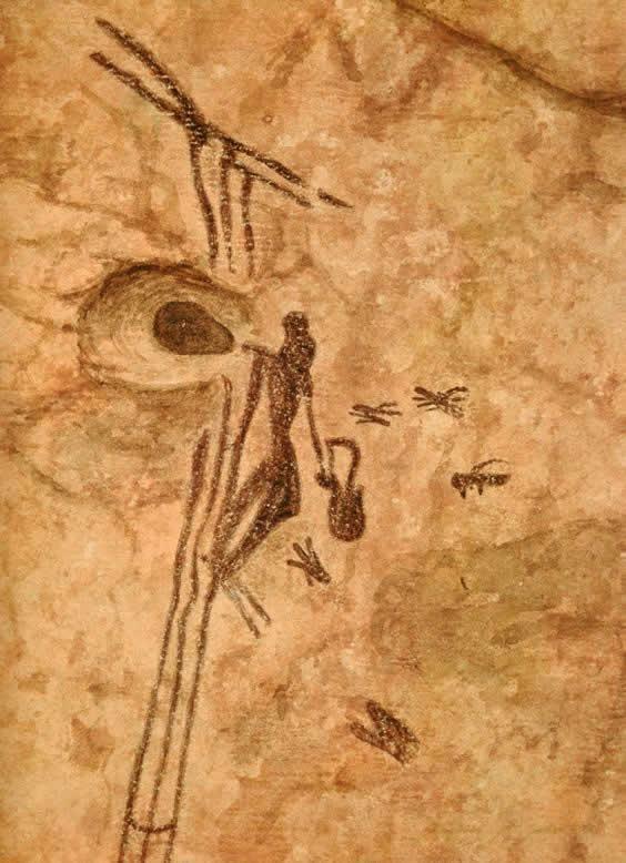 Arte e Cibo Cueva de la Arana in Spagna