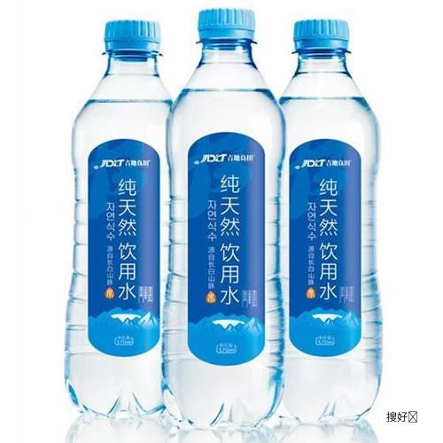 Acqua in Cucina Leggere le Etichette
