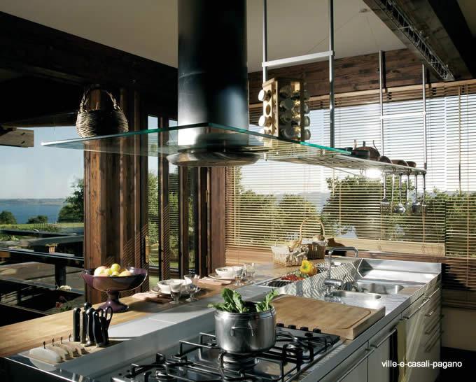 Cucina per Case di Legno Cucina Case Pagano