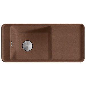 Lavello Franke Copper Gold SYG 611 Style 97x45cm Fragranite 114.0536.190