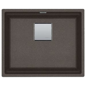 Lavello Franke Copper Grey KNG 110-52 Kubus 2 Sottotop 52x42cm 125.0543.946