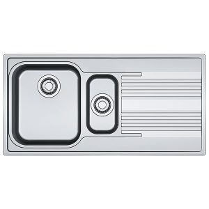 Lavello Franke SRX 651 DX Smart 100x50cm Inox Satinato 101.0356.887